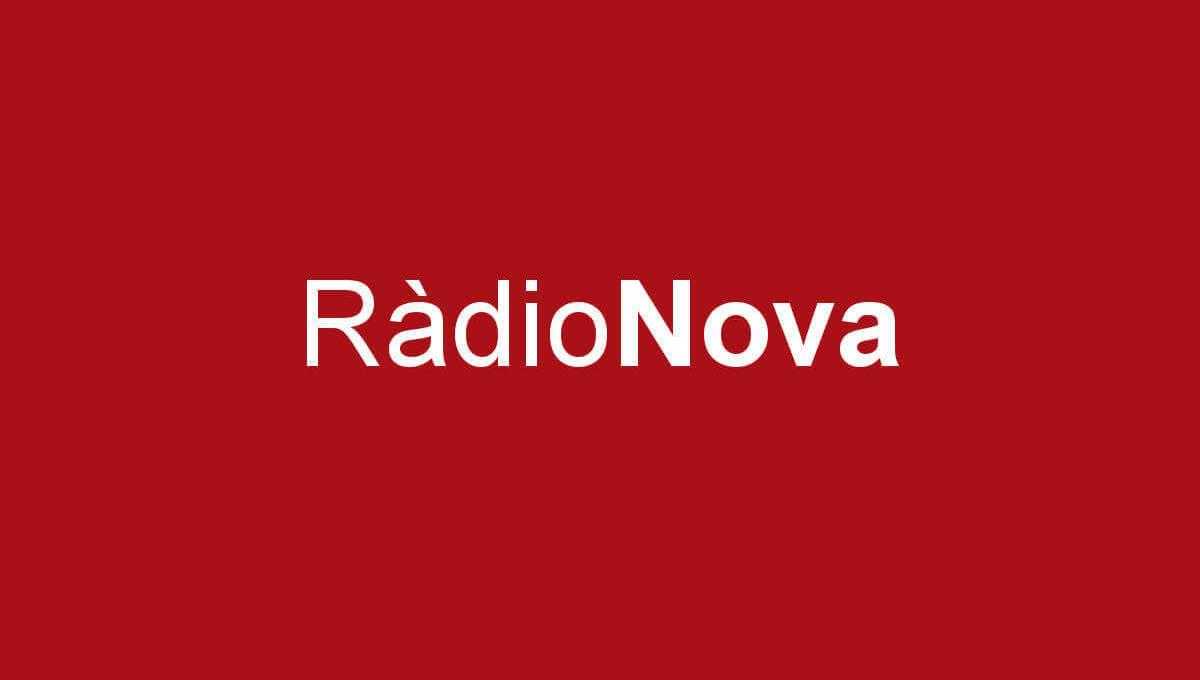 Ràdio Nova altera la programació habitual