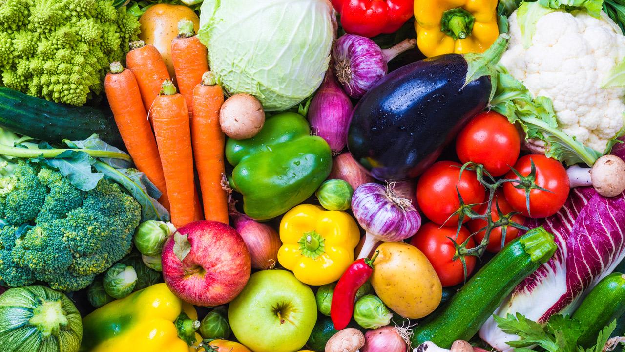 Métodos de desinfección de frutas y verduras