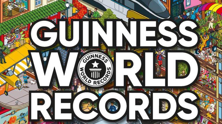 Sueños cumplidos: Guinness World Records