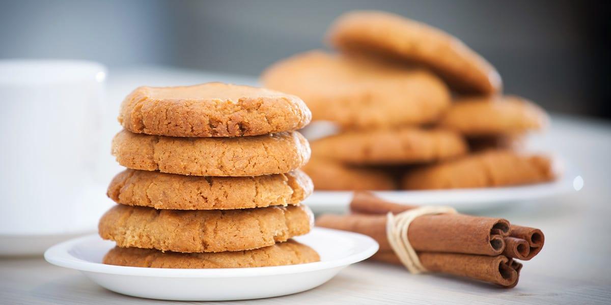 Receta de temporada: galletas de mantequilla