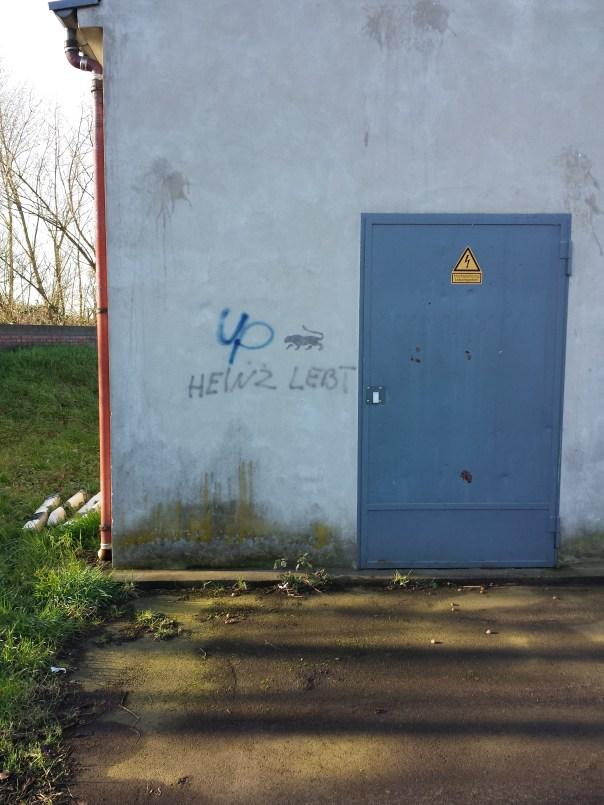 Heinz lebt!