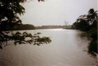 Fahrt auf dem Rio Escondido