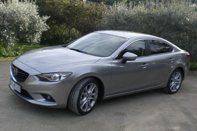 Der Mazda 6 hat den Bogen raus