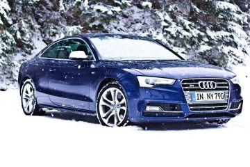 Mit dem Audi S5 auf der Schwarzwaldhochstraße