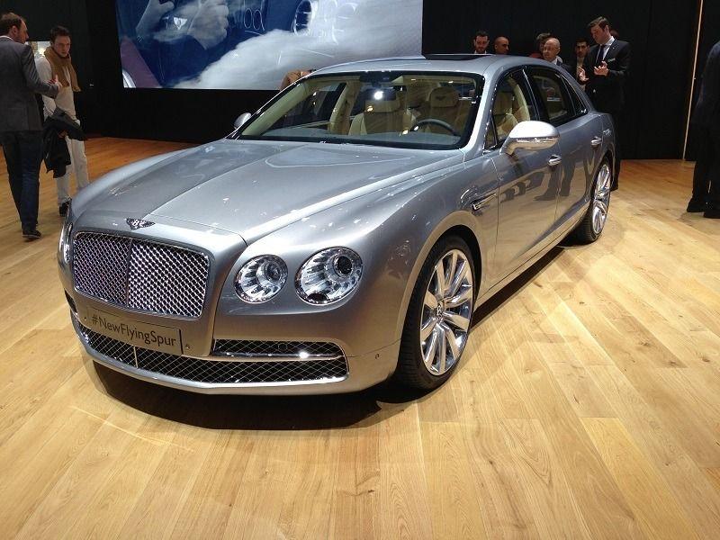 Bentley - Der überarbeitete Flying Spur. Kein Auto für Jedermann