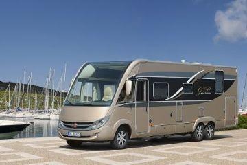 Bürstner Grand Panorama - Das große Luxus Reisemobil mit Rundumblick