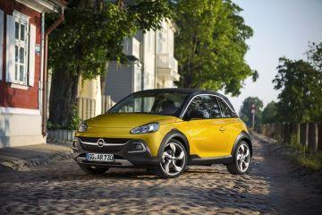 Opel Adam Rocks - Der lächelnde Adam wird wild