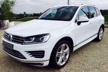 Touareg - Der große SUV von Volkswagen erhielt eine Frischzellenkur