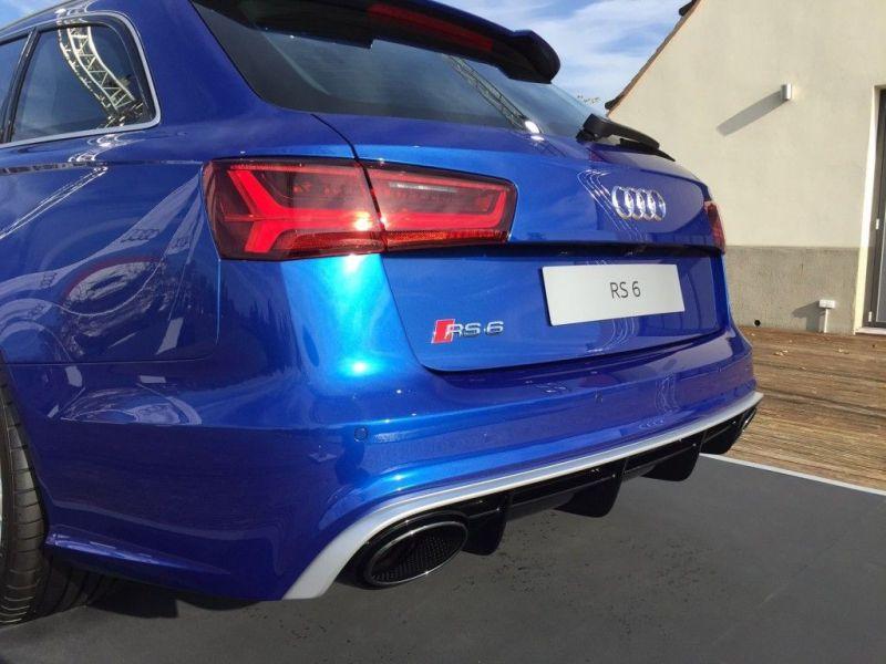 Audi RS6 - Heck
