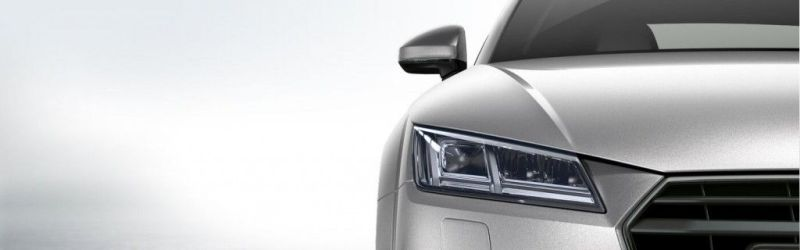 Audi TT Matrix LED-Scheinwerfer