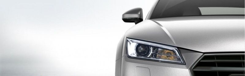 Audi TT Xenon Scheinwerfer