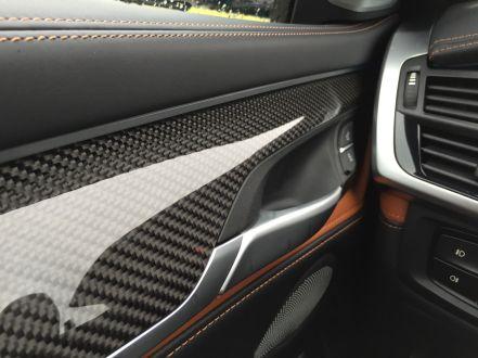 BMW X6 M 2015 Carbon