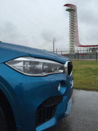 BMW X6 M 2015 Front Nahansicht
