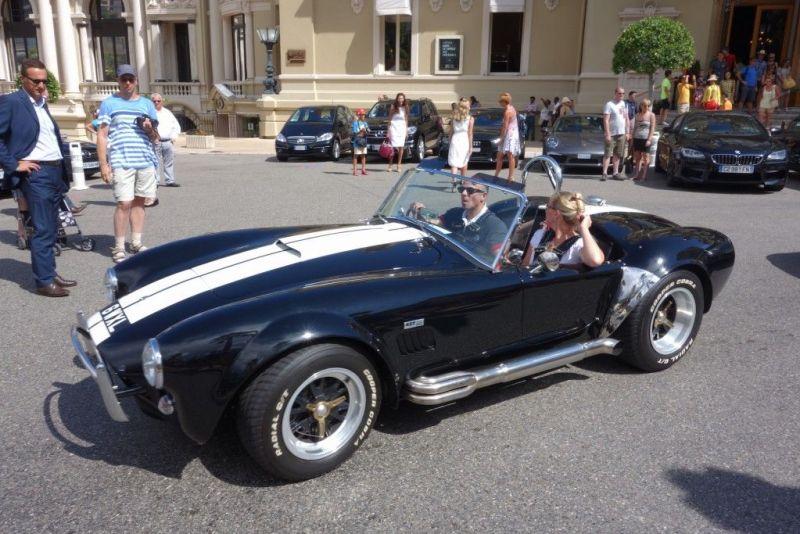 AC Cobra beim Casino Monte Carlo