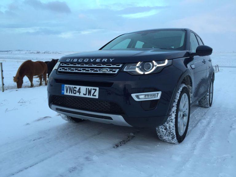 Der neue Land Rover Discovery Sport - Kann er halten was sein attraktives Äusseres verspricht?