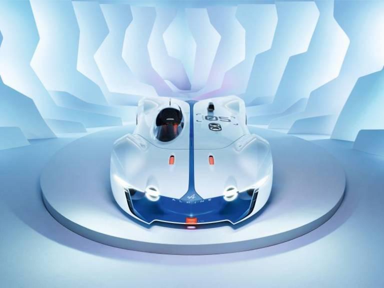 Alpine Vision Gran Turismo kann gratis heruntergeladen werden