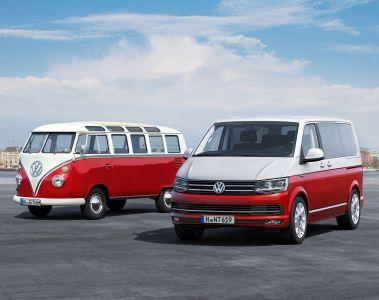 VW T6 - Mit 66 Jahren, da fängt der Bulli an...