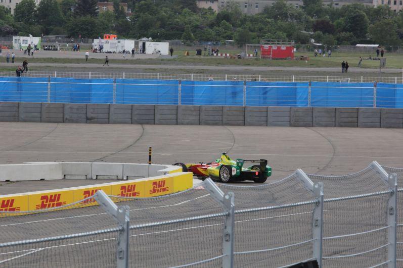 Formula E Berlin 2015 Lucas Di Grassi