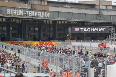 Formula E Berlin 2015 Tempelhof Zuschauer