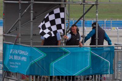 Formula E Berlin 2015 Ziel