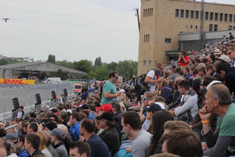 Formula E Berlin 2015 Zuschauer