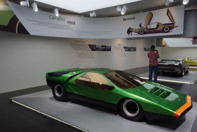 Alfa Romeo Museum 2015 Carabo