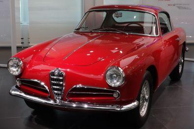 Alfa Romeo Museum 2015 Klassiker