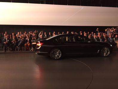 BMW 7er 2015 Weltpremiere