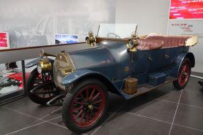 Erster Alfa Romeo