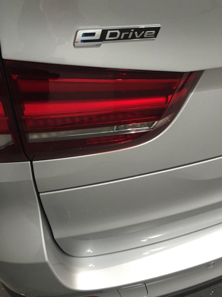 Die ersten Fotos vom neuen BMW X5 xDrive40e