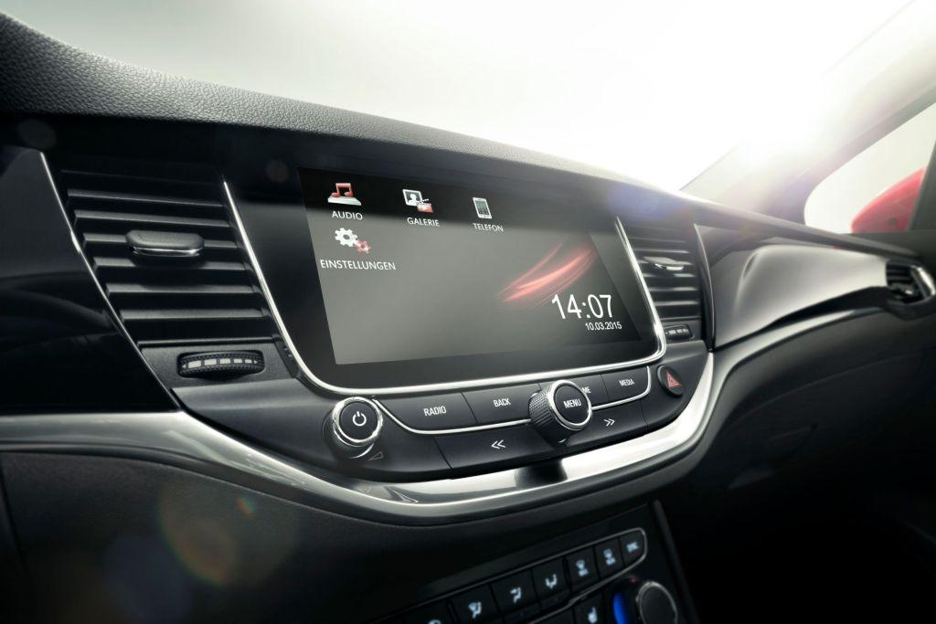 Die ersten Bilder vom neuen Opel Astra