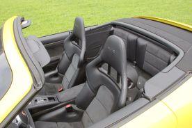 Porsche 911 GTS Cabrio Vier Sitzplätze