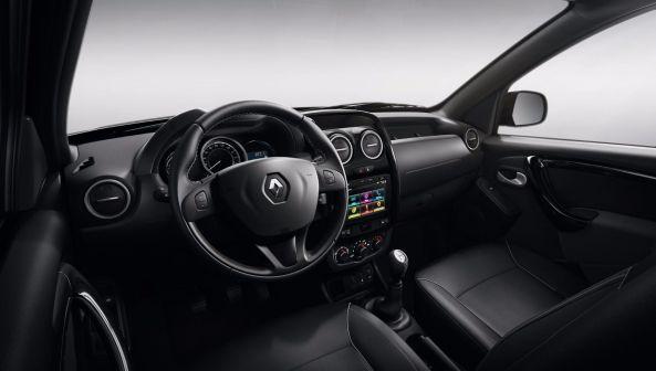 Renault Duster Oroch Innenraum