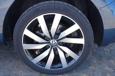 VW Sharan 2015 16-Zoll Felgen