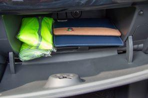 Fiat 500 2015 Handschuhfach