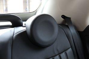 Fiat 500 2015 Runde Kopfstützen