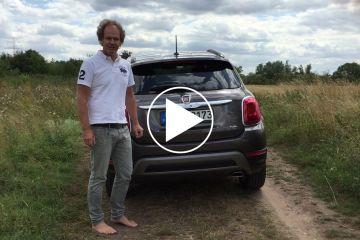 Sightseeing Tour um den Fiat 500X