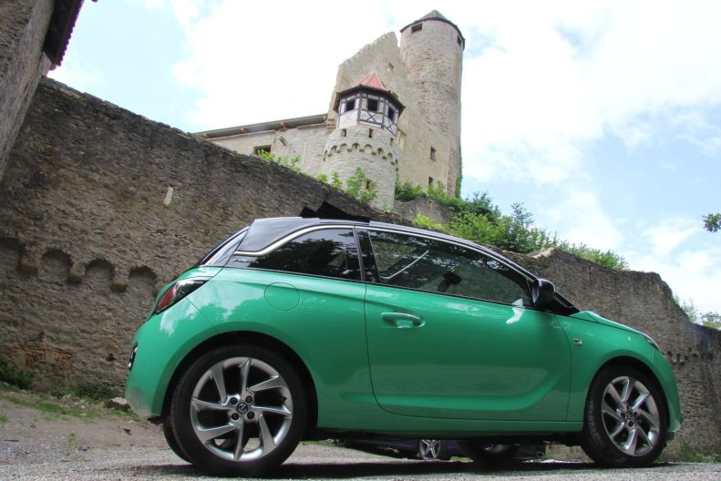 Opel Adam Open Air Burg Hornberg
