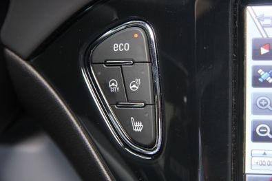 Opel Adam Open Air Lenkradheizung und Sitzheizung