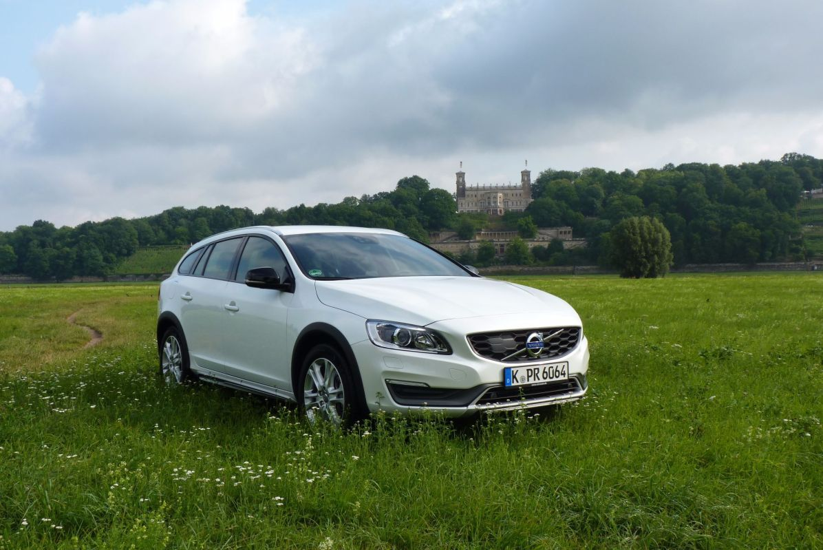 Volvo V60 Ctoss Country D4 AWD 2015