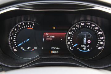 Assistenz- und Sicherheits-Systeme im neuen Ford Mondeo