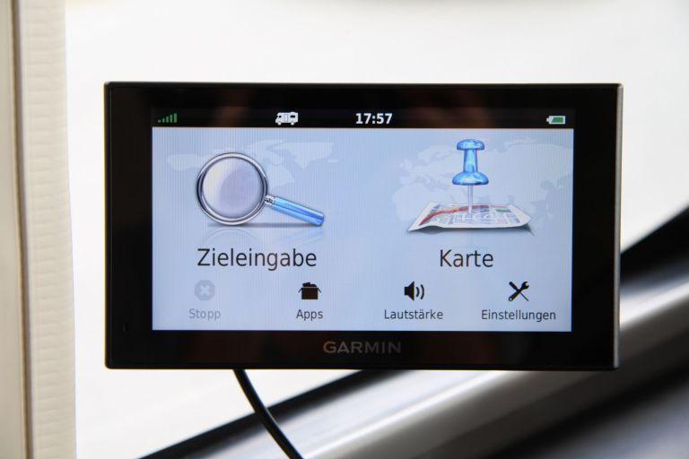 Navi für Wohnmobil und Wohnwagen - Garmin Camper 660 LMT-D im Test