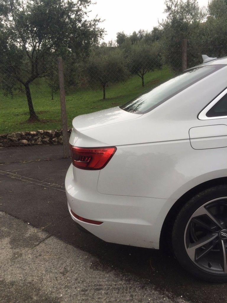 Audi A4 2015 Detail