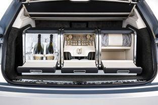 Bentley Bentayga 2015 Champagner-Halter