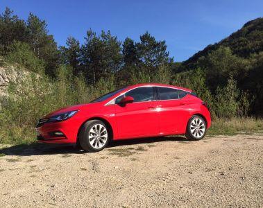 Opel Astra - geschrumpft und doch gewachsen