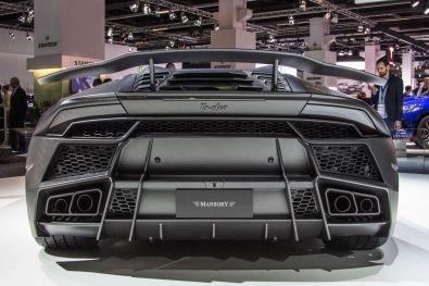Mansory Lamborghini TOROFEO IAA 2015 Heck