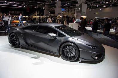 Mansory Lamborghini TOROFEO IAA 2015 Seite