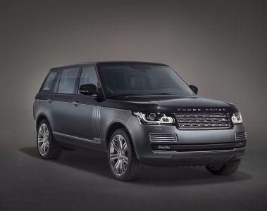 Range Rover SVAutobiography: Neue Topversion zum 45. Geburtstag