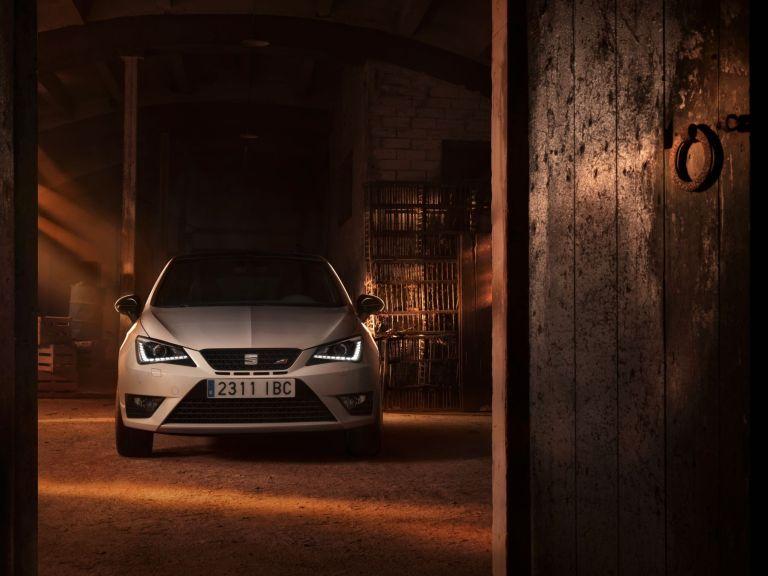 IAA 2015: Der neue Seat Ibiza Cupra