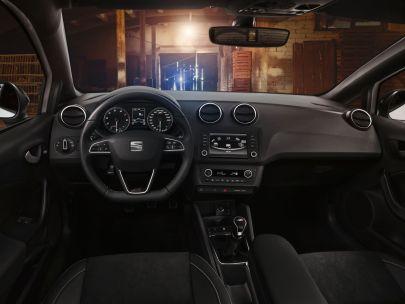 Seat Ibiza Cupra 2015 Innenraum